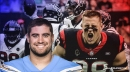 Texans' J.J. Watt says it's going to be 'very special' to play against brother Derek Watt