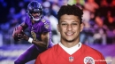 Ravens QB Lamar Jackson receives high praise from Chiefs superstar Patrick Mahomes