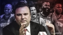 Daryl Morey says there's a 'good chance' to see Rockets players resting when healthy
