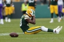 DVOA shows a sluggish passing offense for the Packers through two weeks