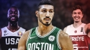 Celtics' Enes Kanter admits he was rooting for Team USA over Turkey