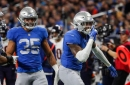 Rising Detroit Lions star Tracy Walker honors another safety, with uniform and play