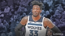 Timberwolves' Robert Covington reveals 'he's back' after extended absence due to knee injury