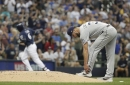 Padres end road trip with another loss, but top starters leave impression on Brewers