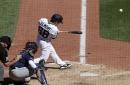 Jake Elmore takes advantage of late-season call-up with Pirates