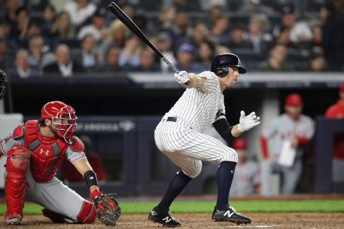 Yankees clinch AL East title for first time since 2012 with win over Angels