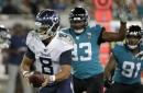 Minshew, defense shine as Jaguars thump Titans 20-7