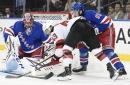 Preseason Game Preview: Rangers at Devils