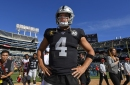 Raiders mailbag: Back to bashing Derek Carr — it's way too early for that