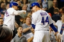 The night Anthony Rizzo came back