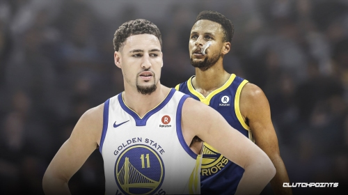 Warriors' Klay Thompson says it would be 'amazing' to play with Stephen Curry in 2020 Olympics