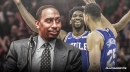 Stephen A. Smith declares Philly is going to the NBA Finals