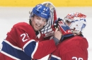 Canadiens' Ryan Poehling sidelined with concussion