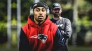Patriots CB Stephon Gilmore reacts to Jets coach Adam Gase calling him the NFL's best corner