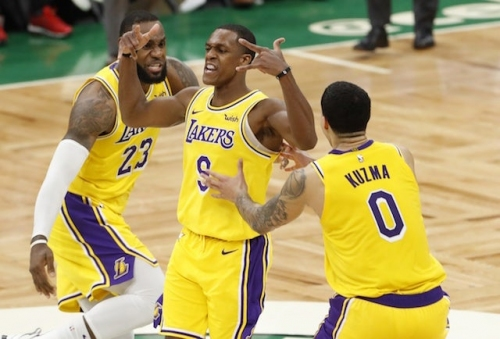 2019-20 Lakers Season Preview: Rajon Rondo