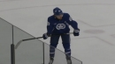 Nylander looks hungry and confident to his Maple Leafs teammates