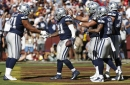 Tale of the tape: Breaking down the Cowboys week two victory of the Washington Redskins