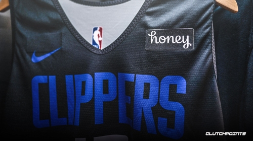 Clippers enter multi-year partnership with Honey, name renovated practice facility after sponsor