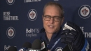 Maurice throws shade when bombarded with new Byfuglien questions