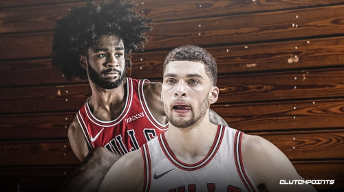 Bulls' Zach LaVine looking forward to playing with the 'exciting' Coby White