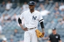 Domingo German will not pitch again this season for New York Yankees, per reports