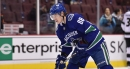 Being waiver exempt could keep Adam Gaudette from making Canucks' opening night roster