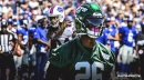 Jets WR Robby Anderson claims Stephon Gilmore gets away with a lot of holds