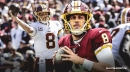 Case Keenum is confident Redskins' offense can get going against Bears' defense