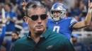 Eagles DC Jim Schwartz reacts to facing Matthew Stafford