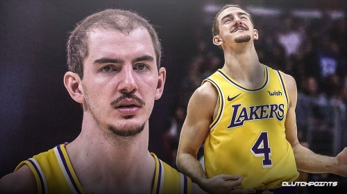 Alex Caruso admits it was 'surreal' getting a guaranteed deal from Lakers