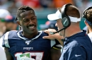 Antonio Brown cut by Patriots, 'thank you for the opportunity'