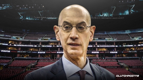 Adam Silver says changing dates of NBA free agency is still on the table