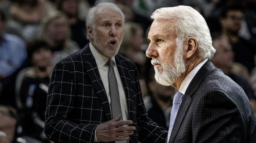 Report: Spurs make changes to coaching staff