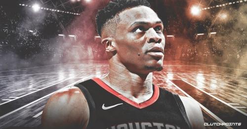 NBA execs believe Rockets didn't improve despite Russell Westbrook acquisition