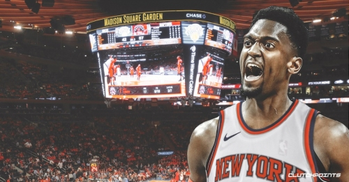 Knicks' Bobby Portis plays 'for the entire state of Arkansas' when he steps on the basketball court