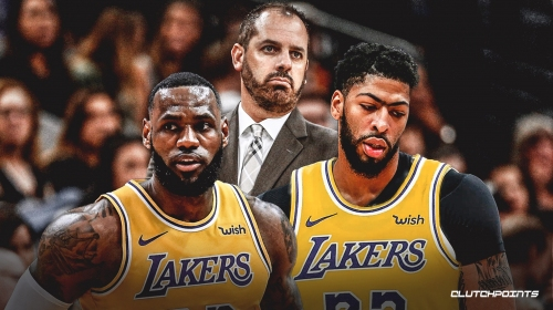 Frank Vogel admits Lakers need to 'evolve tremendously' on defense