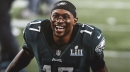 Eagles WR Alshon Jeffery has a 'pretty good chance' of playing in Week 3