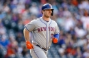 Pete Alonso hits 50th homer to back Jacob deGrom, Mets beat Reds 8-1
