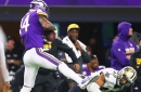 Stefon Diggs is Number 9 on 'NFL 100 Greatest' with The Minneapolis Miracle