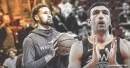 Warriors' Klay Thompson gives Zaza Pachulia a car as retirement gift