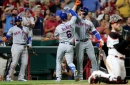 Jacob deGrom, Pete Alonso sink Cincinnati Reds in 8-1 New York Mets win