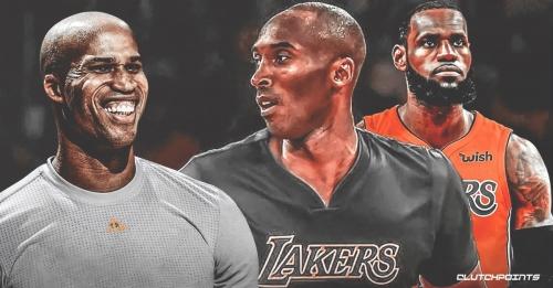 Lakers news: Richard Jefferson chimes in on LeBron James-Kobe Bryant debate