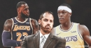 Lakers head coach Frank Vogel expects LeBron James, Rajon Rondo to be 'great together' this 2019-20