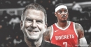 Tilman Fertitta admits he was 'surprised' by Rockets' decision to cut Carmelo Anthony