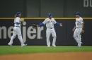Brewers sink Pirates, 10-1