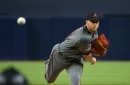 Merrill Kelly puts together strong start as Diamondbacks break open win over Padres
