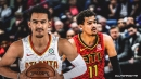Trae Young learned spending habits thanks to his dad making him have a credit card in high school