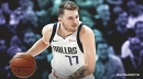 What is the realistic ceiling for Mavs guard Luka Doncic?