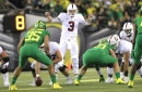 College Football Late Saturday: #16 Oregon Faces Stanford Tonight