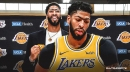 Lakers news: Anthony Davis '100 percent healthy,' confident about his conditioning